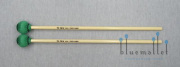 Vic Firth Mallet Terry Gibbs Green VIC-M32 (ラタン柄) (特価品)