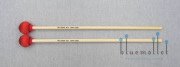 Vic Firth Mallet Terry Gibbs Red VIC-M33 (ラタン柄)