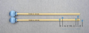 Vic Firth Mallet Terry Gibbs Blue VIC-M31 (ラタン柄)