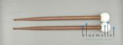 Kolberg Two-head Mallets Stick Peinkofer Z1Z MA + Wool Felt Soft (特価品)