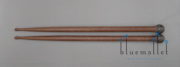 Kolberg Two-head Mallets Stick MA + Plastic (特価品)