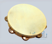 Playwood Tambourine TMB-10CS