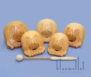 Playwood Temple Block Set TB-50