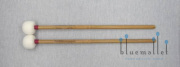 Devi Mallets Timpani Mallet Risoluto Series CA-28 MH  (Medium Hard)