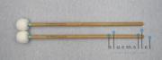 Devi Mallets Timpani Mallet Scherzando Series CB-26MH (Medium Hard)