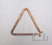 Kolberg Triangles Exotic Natural Baroque Hammer Finish 2121ENBH 21cm