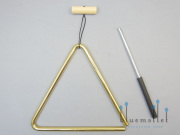 "Meinl Triangle TRI20B 8""Solid Brass"