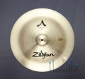 A Zildjian Cymbal China High 16""