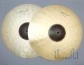 """Sabian Cymbal Artisan Traditional Symphonic 18"""" Medium Light VL-18ASML (Pair Cymbal)"""