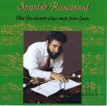 Jacobowitz , Alex - Spanish Rosewood (CD)