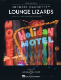 Daugherty , MIchael - Lounge Lizards for 2 Pianos and 2 Percussion (スコア・パート譜セット)