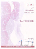 Freicher , Jan - Roxi for Vibraphone and Jazz Trio (スコア・パート譜セット)