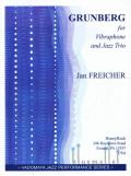 Freicher , Jan - Grunberg for Vibraphone and Jazz Trio (スコア・パート譜セット)(特価品)