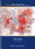Spencer , Julie Arlene - Tree Song for Two Marimbas(特価品)