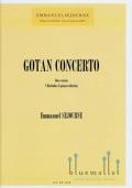 Sejourne , Emmanuel - Gotan Concerto Duo Version : 2 Marimbas & Piano Reduction (スコア・パート譜セット)
