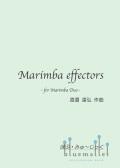 Watanabe , Tatsuhiro - Marimba Effectors for Mrimba Duo (スコア・パート譜セット)