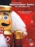 Tchaikovsky , Peter Ilyich - Selections from Nutcracker Suite arr. Ritsuko Nasu (スコア・パート譜セット) (特価品)