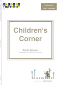 Debussy , Claude - Children's Corner Arranged by G. Lecointe(スコア・パート譜セット)