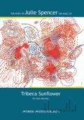 Spencer , Julie Arlene - Tribeca Sunflower  for Solo Marimba (特価品)