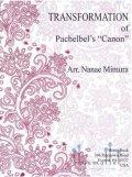 Mimura , Nanae - Transformation of Pachelbel's Canon (特価品)