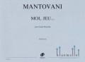 Mantovani , Bruno - Moi, Jeu... pour Grand Marimba (特価品)