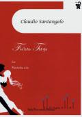 Santangelo , Claudio - Furioso Tango for Marimba Solo