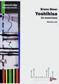 Giner , Bruno - Yoshihisa (In Memoriam) (特価品)