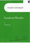 Santangelo , Claudio - Symphonic Marimba for Marimba Solo