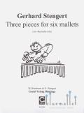 Stengert , Gerhard - Three pieces for six mallets