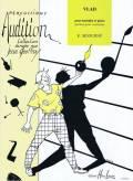 Sejourne , Emmanuel - Vlad  pour Marimba et Piano (特価品)