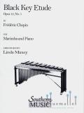 Chopin , Frederic - Black Key Etude Arranged by Linda Maxey (スコア・パート譜セット)