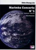 Lin , Chin Cheng - Marimba Concerto No.1 (ピアノ伴奏版) (スコア・パート譜セット) (特価品)