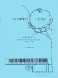 Dupin , Francois - Courtes Pieces Album No. 2