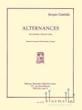 Casterede , Jacques - Alternances (スコア・パート譜セット) (特価品)