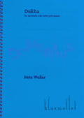 Wullur , Sinta - Dukha for Marimba Solo with Percussion