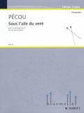 Thierry , Pecou - Sous l'aile du Vent pour un percussionniste