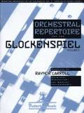Carroll , Raynor - Orchestral Repertoire for the Glockenspiel Volume I (特価品)