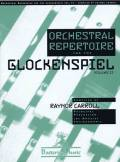 Carroll , Raynor - Orchestral Repertoire for the Glockenspiel Volume II (特価品)