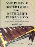 Van Geem , Jack - Symphonic Repertoire for Keybord Percussion