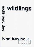 Trevino , Ivan - Wildings (スコア・パート譜セット)