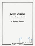 Coleman , Randolph - Sweet William (スコアのみ)