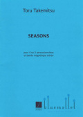 Takemitsu , Toru - Seasons