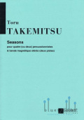 Takemitsu , Toru - Seasons (特価品)