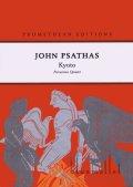 Psathas , John - Kyoto (パート譜のみ)
