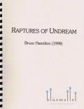Hamilton , Bruce - Raptures of Undream (スコア・パート譜セット) (特価品)