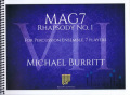 Burritt , Michael - MAG7 Rhapsody No. 1 (スコア・パート譜セット)
