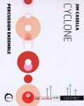 Casella , Jim - Cyclone (スコア・パート譜セット)