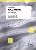 Skowera , Wlodzimierz - 70 Exercises for the Side Drum