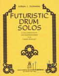 Schinstine , William J. - Futuristic Drum Solos (特価品)