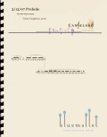 Cangelosi , Casey - 3/13/07 Prelude for Solo Snare Drum(特価品)